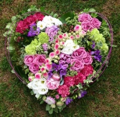 Beautiful designer heart