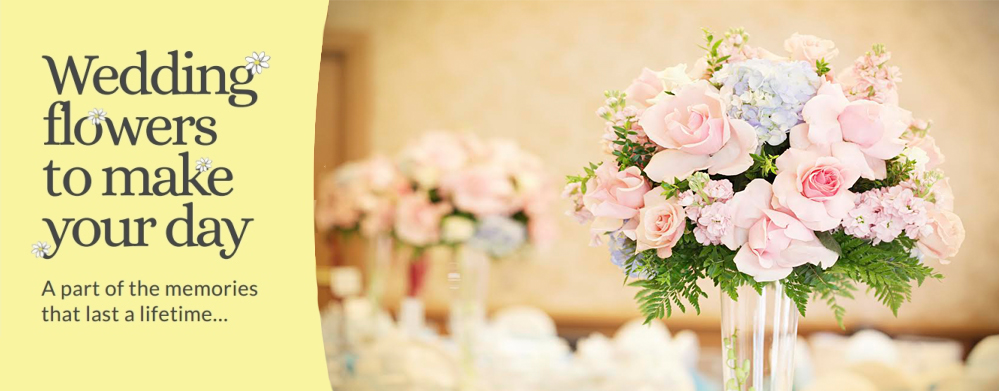 Wedding Flowers Sandhurst by Daisy Chain Florist Sandhurst
