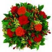 Ravishing Red Bouquet